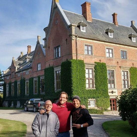 IslaSamso Investigadores de Brasil España y Croacia work