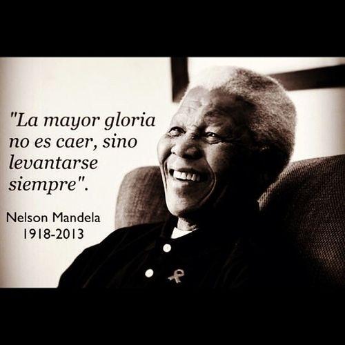 Mandela Clavesdevida Gloria Seaprendeconeltiempo