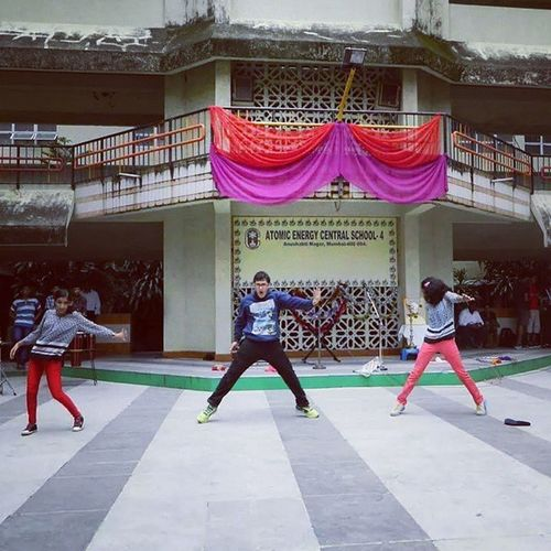 A Dancer in me! Teachersdaydance D_best !! Totaly_rocked_it !!!