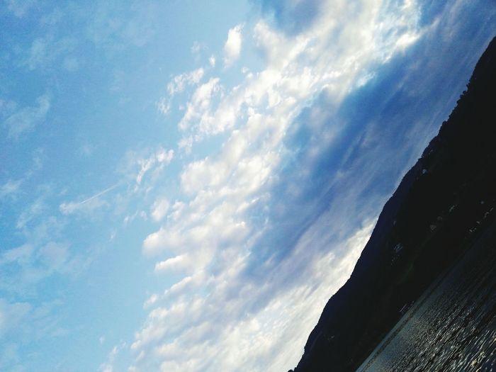Stubenbergsee, Styria, Austria ☁☀☁ ⛵🌊 Blue Sky Cloud - Sky Heaven