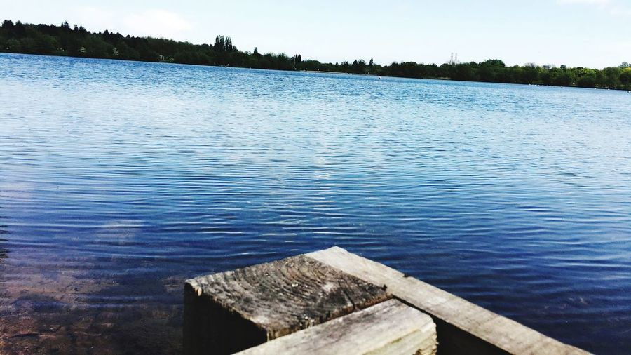 Water Lake Nature Rippled Outdoors No People Tranquility Day Beauty In Nature Flood Beauty In Nature EyeEmNewHere Tranquil Scene Reflection
