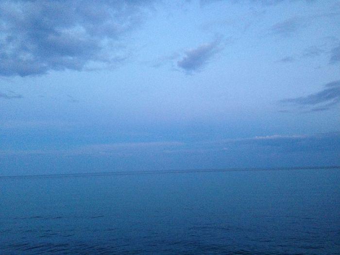 My Hobby beatıful sky and sea