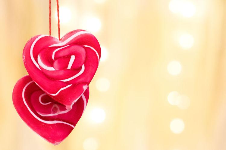 Lollipops Heart