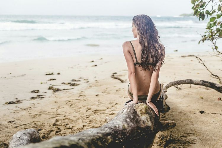 Let Your Hair Down Selfportrait Life Is A Beach Costa Rica Likeadream Paradise EyeEm Nature Lover ThatsMe Pretending being a Model Beachphotography Traveling Holiday