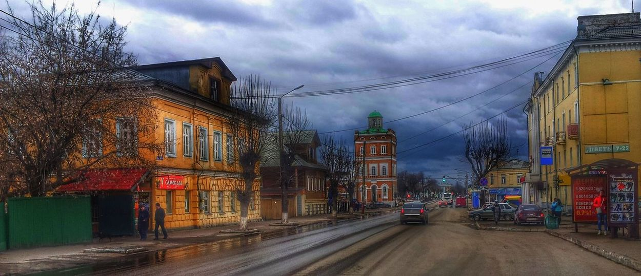 Murom Russia Vladimirskaya Oblast Old Town The Ancient Russian City The Ancient City Russia EyeEm Gallery Eyeemphotography Nature Photography First Eyeem Photo
