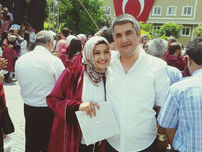 abimmm :) Mybrother Mezuniyet Töreni Mezunuz Helloword