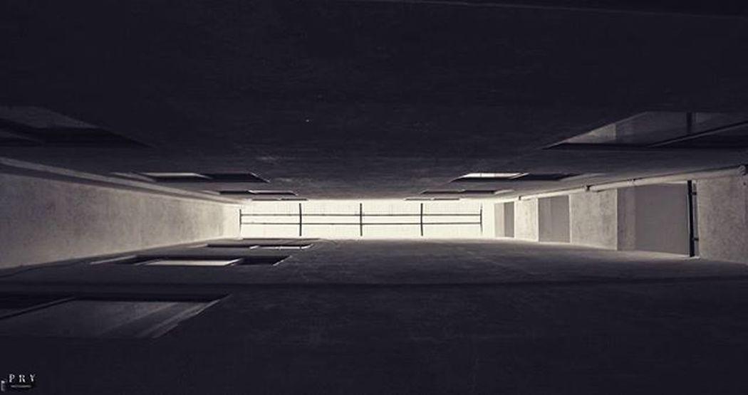 """Ee kaniveyali belakanarasutha nadave"" (Walk through the tunnel in search of light) MotivationalQuotes Buildings Architecturephotography Prvphotography"