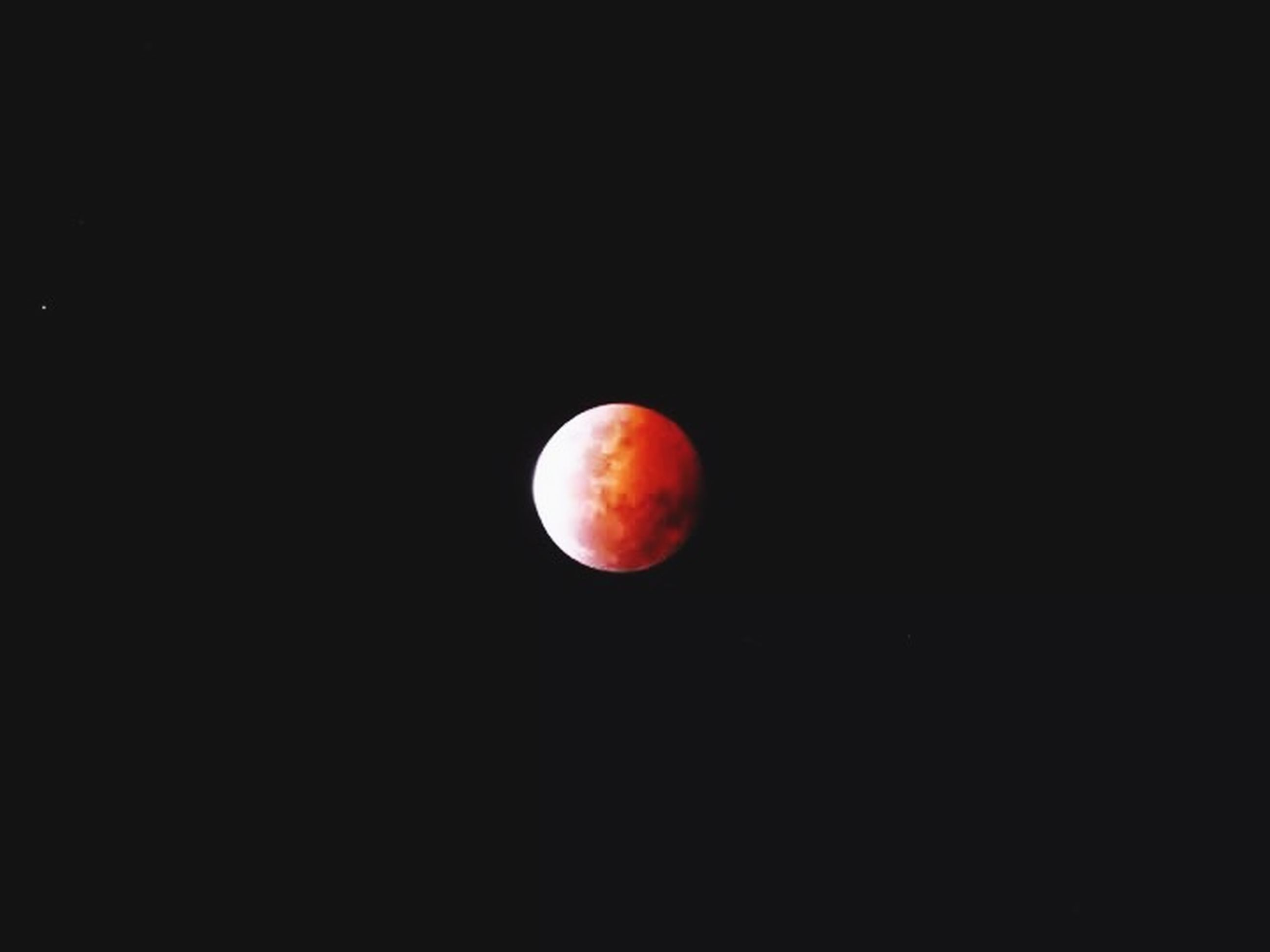 red, copy space, moon, night, full moon, planetary moon, clear sky, astronomy, circle, beauty in nature, tranquility, low angle view, dark, studio shot, nature, no people, scenics, tranquil scene, black background, moon surface
