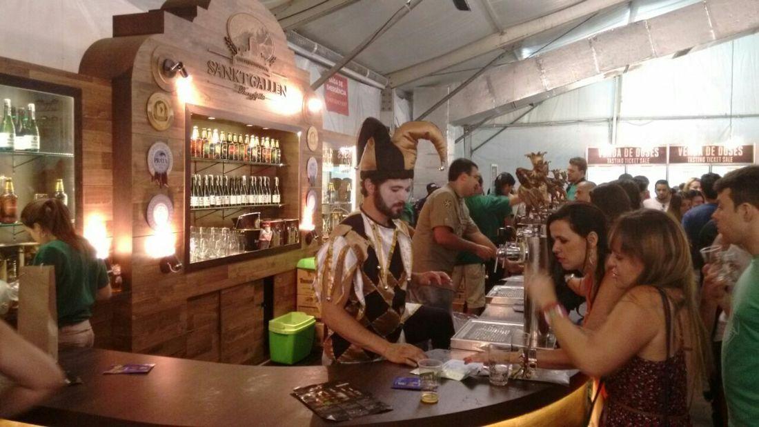 Festival of beer Besten