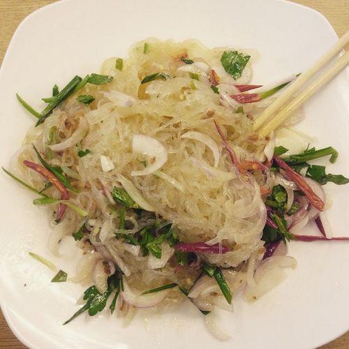 ယိုးဒယားပဲၾကာဇံသုတ္ I_Love_Thai_Foods_also_Salad