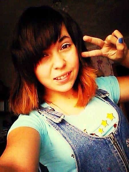 Orange Hair Girl