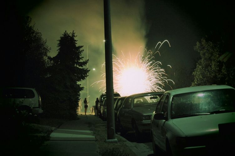 Last night celebrations 4th Of July Fireworks Nightlife Nightphotography Saturday Night BOOM! Relaxing Hanging Out