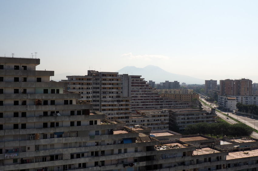 Scampia Architecture Broken Down House Building Exterior Built Structure Cityscape Day Documentary Failure  Lost Place Napoli Outdoors Residential Building Sails Scampia Social Housing Social Issues Urban Skyline Vele