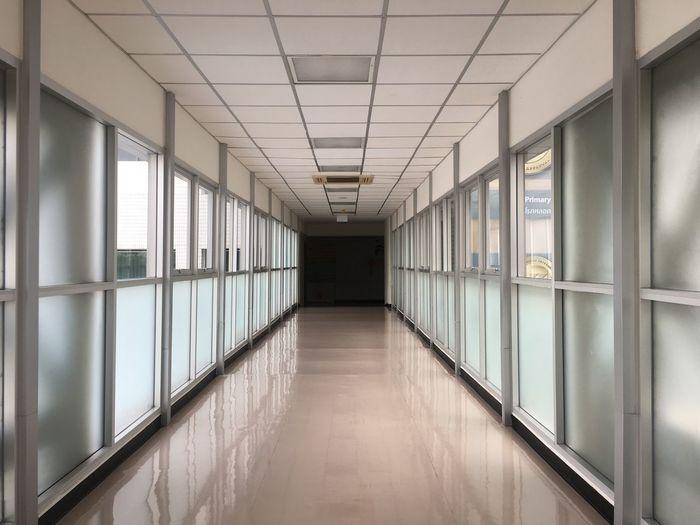 Walkway Hospital