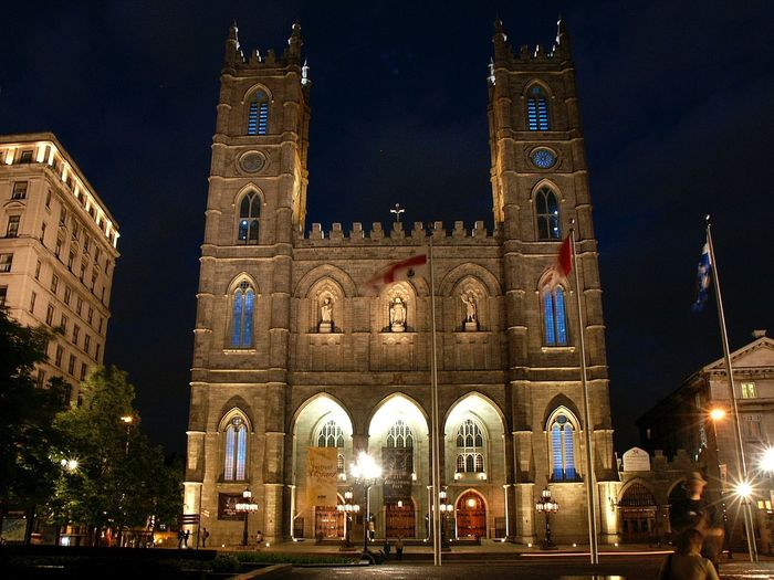 Old Montreal, Quebec, Canada Cosy Getting Out Historic Historic Places History Iconic Buildings Iconic Landmark Montreal's Birthplace Night Scene Old City Old Montreal Old Streets Past Reflection Stone Streets Strolling Around Tarmac Tourist Attraction  Tranquility Visiting Warm Colors World Attraction