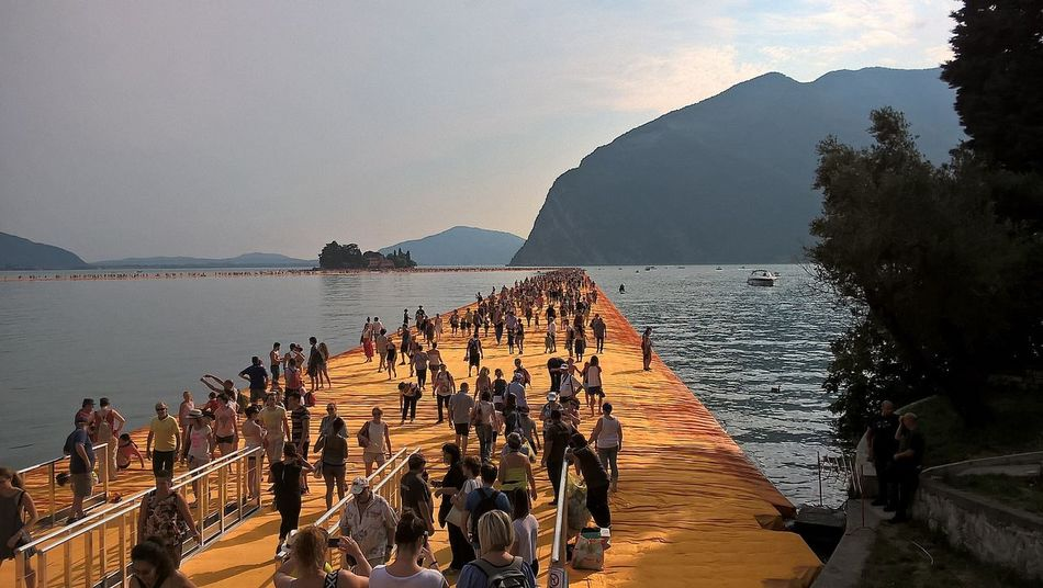 Beauty In Nature Boat Day Floating Piers Horizon Over Water Idyllic Jetty Mountain Nature No People Ocean Outdoors Remote Rippled Rock - Object Rock Formation Scenics Sea Sky The Way Forward Tourism Tranquil Scene Tranquility Travel Destinations Water
