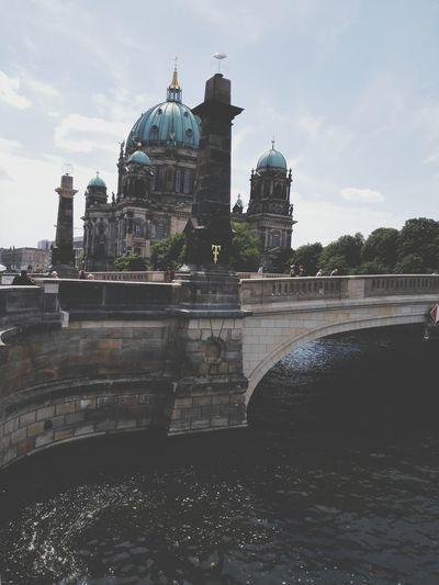 Berlin Oldarchitecture Eurotrip Neveragain Peaceofmind Deuscheland