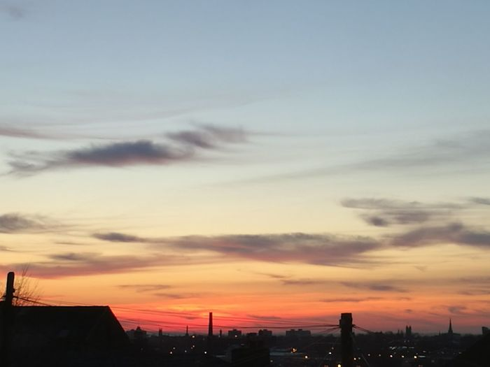 Amolafotografia El Sol Y La Noche El Cielo Hermoso