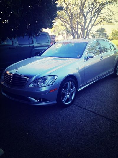 Benz All Cleaned Up