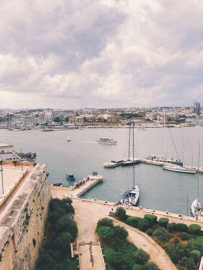 Boat Yahts Sea