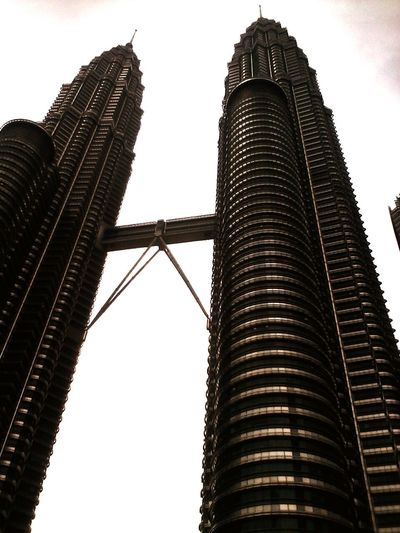 Petronas The Twin Tower Took A Photo