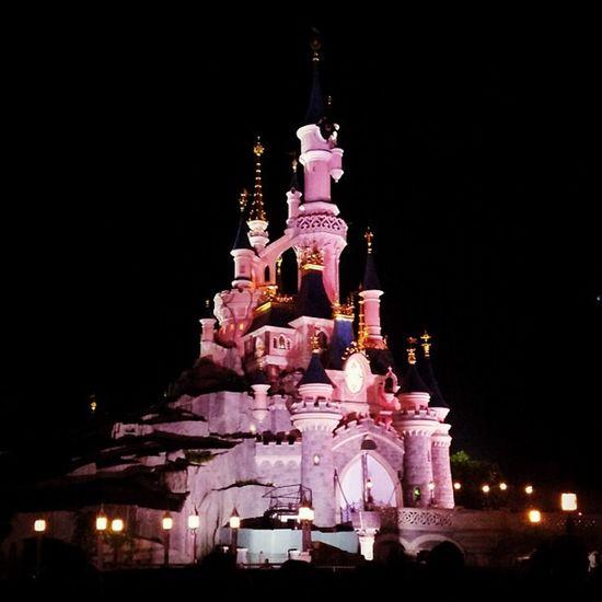 Slott Castle Disneyland Paris