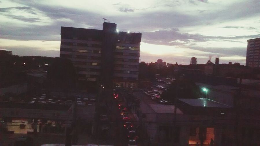 Esse por do sol *-* Shopping