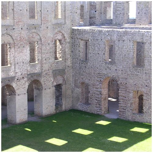 Ruins Architecture Castle Window Light Sweden Öland Borgholms Slottsruin Architecture Built Structure Day No People Building Exterior Outdoors Close-up The Graphic City