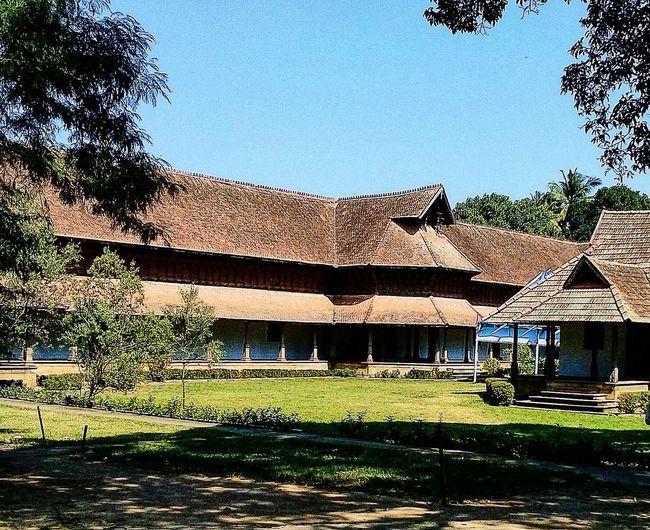 Kuthira Malika Palace Historical Building Historical Monuments Historical Place Mobilephotography Eyeem India - Kerala (god's Own Country )