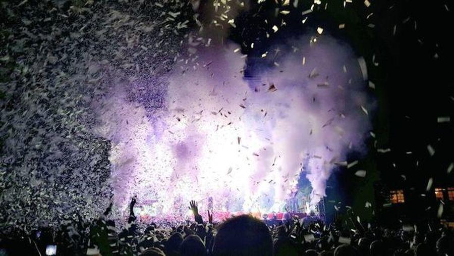 confetti gig