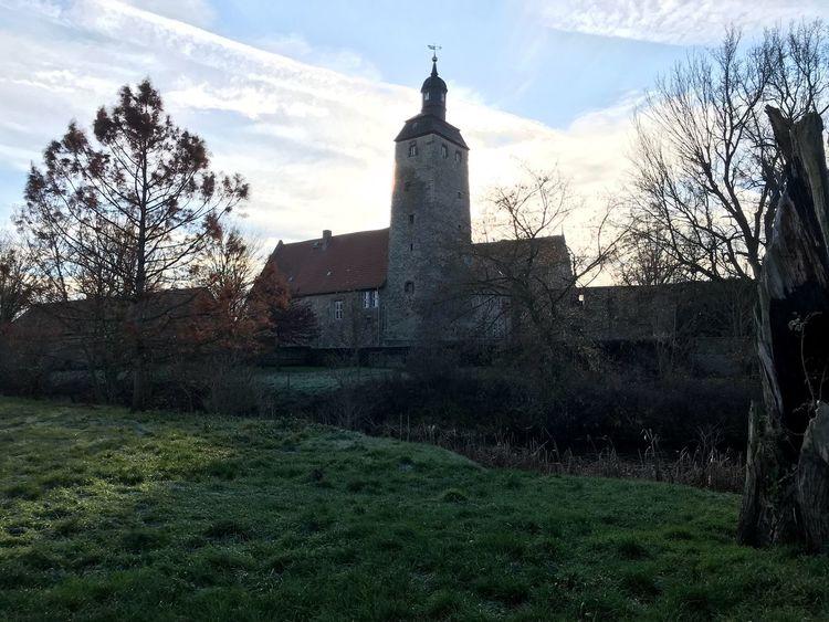 Province CCastleProvinz Borde Egeln History Wasserburg