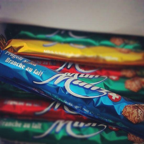 Nervennahrung fur die Social Media Schulung Schokolade