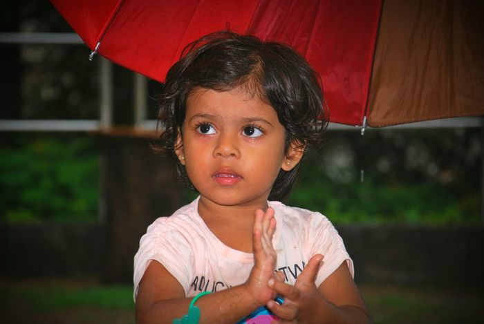 Cute Girl One Girl Only Childhood Outdoors Garden Photography NMPhotography Finding New Frontiers