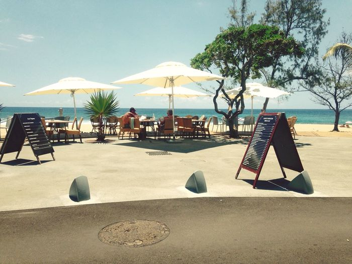 Sun Beach Reunion Island Goodplace Paradise ☀️