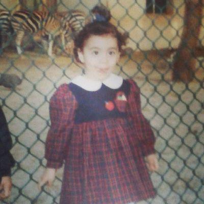Roou_ismail Childhood Instahabal Instacute