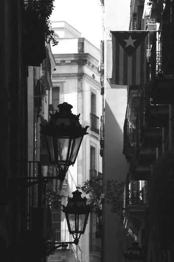 Down the streets of Barcalona. Barcalona Blackandwhite EyeEm Best Shots - Black + White New To This
