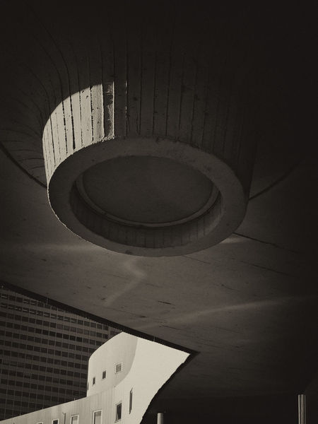Architecture Day Evening Sun IPhoneography No People Schauspielhaus Sepia Photography Minimalist Architecture Urbanphotography Urban Geometry Shadows & Lights Abstract Photography Iphonephotography Iphoneorgaphy