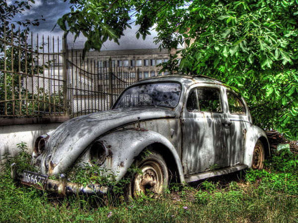 Rust in peace (HDR) Taking Photos HDR Hdr_Collection HDRInfection