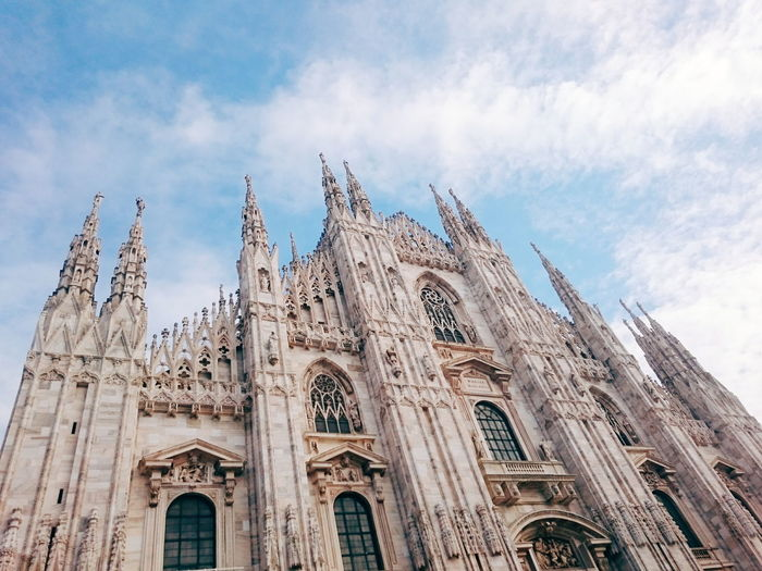 Duomo di Milano Milan Milano Duomo Duomo Di Milano