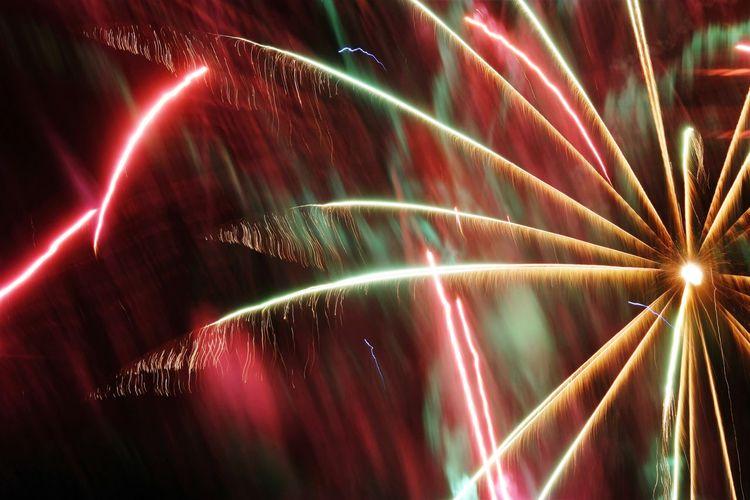 Showcase: January Fireworks