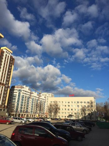 Рязань Ryazan Russia Good Morning! доброе утро