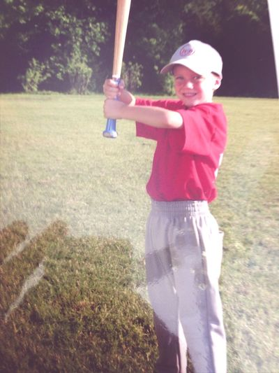 9 Years Ago, Back In My Tee Ball Days