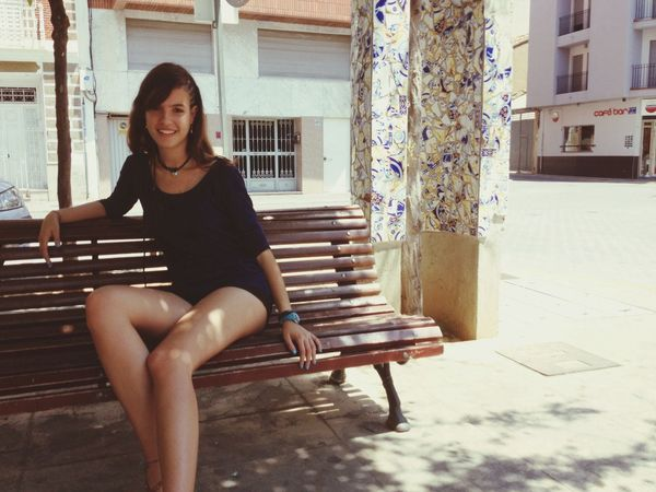 Last Summer That's Me Relaxing Enjoying Life ❤️