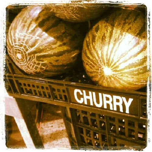 #melones #churry Churry Melones