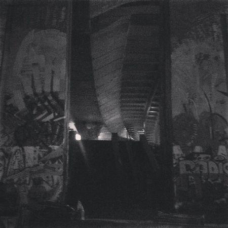 The Grafitti below JembatanPasupati Pasupati . Mural art bandung indonesia sisilain blackandwhite bw android dark otherside