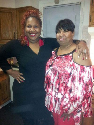 Mom And Granniee