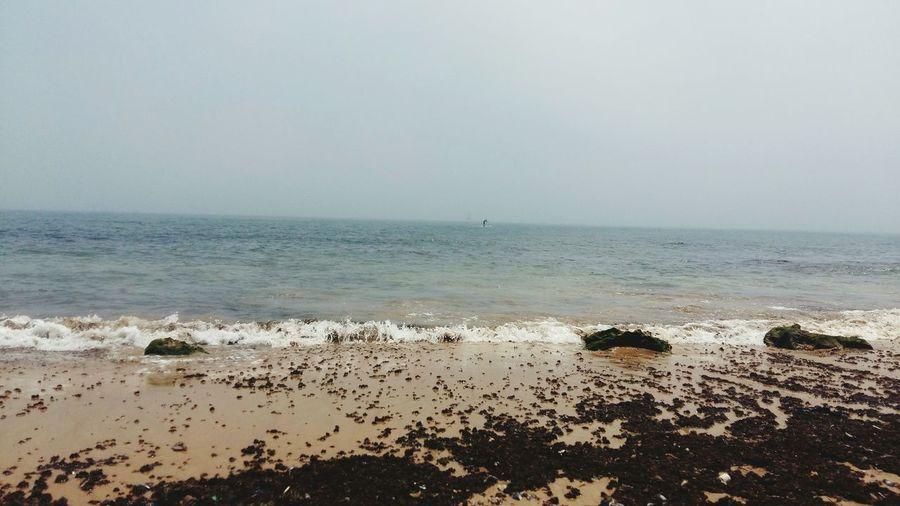 Lhe Sky The Horizon Natur Is Beautiful The Mediterranean Sea