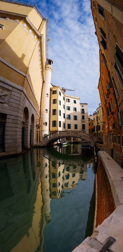 Gran Teatro La Fenice Canals Travel Traveling Travel Photography Reflection Water Architecture Building Exterior House Built Structure Business Finance And Industry Façade Travel Destinations City Cityscape Residential Building Outdoors Sky Day No People Urban Skyline
