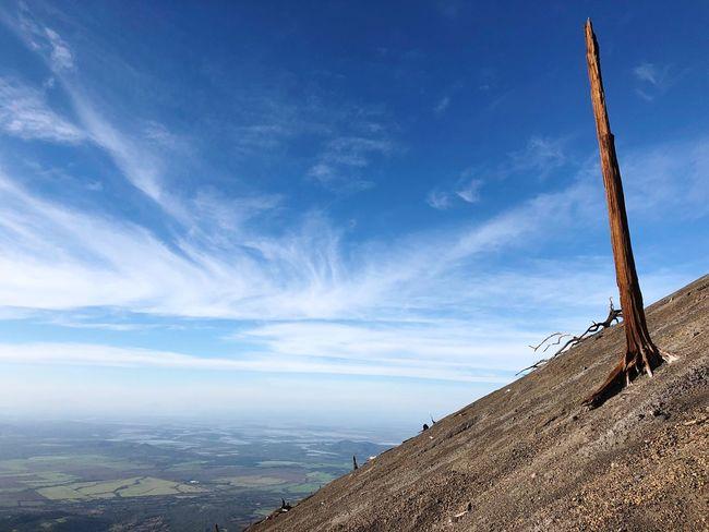 Hiking Nicaragua Sky Day Nature Cloud - Sky No People Blue Outdoors