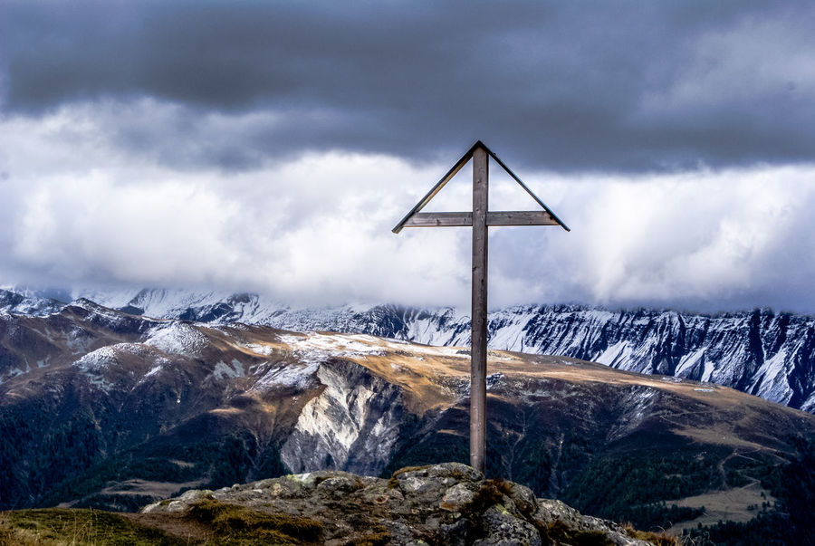 on top At Beauty In Nature Cloud - Sky Cold Temperature Frozen Hike Hiking Hill Top Landscape Mountain Mountain Range Nature Outdoors Rock - Object Scenics Sky Snow Snowcapped Mountain Summit Top Of The Mountain Top Of The Mountains Tranquil Scene Tranquility Weather Winter Your Ticket To Europe